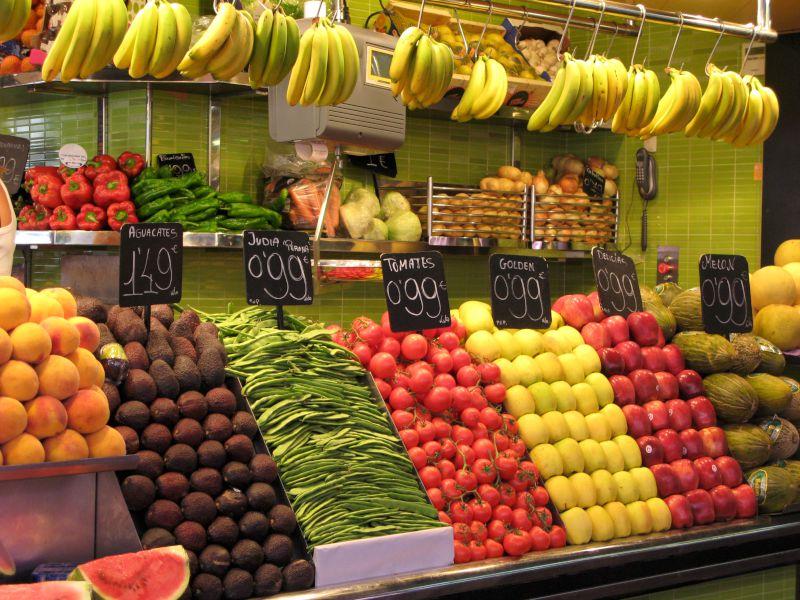 Фото для магазина обозначение отдела фрукты